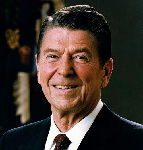 Rick Green Quoting Ronald Reagan