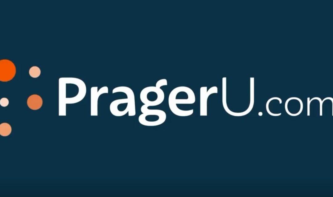 Prager U, Big Tech and You