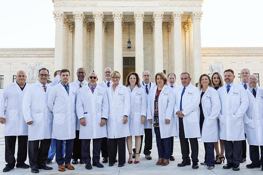 America's Front Line Doctors, Updates