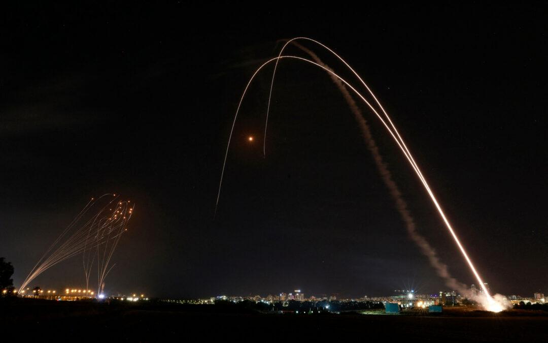 Israel Is Under Attack!